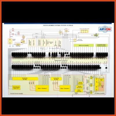 Educational Hybrid Engine 4