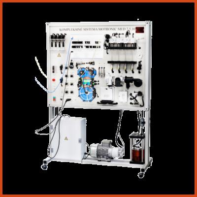 Engine Control System BOSCH 2