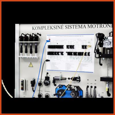 Engine Control System BOSCH 3